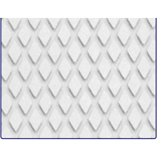 Treadmaster Sheets Diamond Pattern White